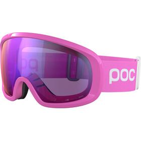 POC Fovea Mid Clarity Comp Goggles actinium pink/spektris pink